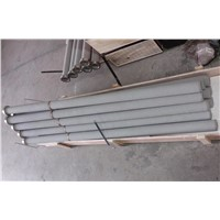 Stainless Steel Porous Sintered Filter Tubes