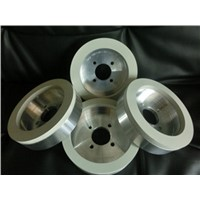 Vitrified Bond Diamond Wheel for Grinding PCD, PCBN, Cemented Carbide Cutting Tools
