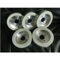Vitrified diamond grinding wheel for sharpening pcd inserts,pcd diamond grinding wheel