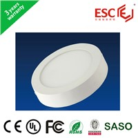 White Cover LED Panel Light Small 6W 12W 18W 24W Round LED Panel Light
