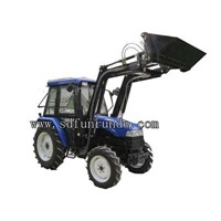 mini front end wheel loader farm tractor Weifang loader