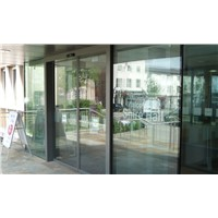 Automatic sliding door operation
