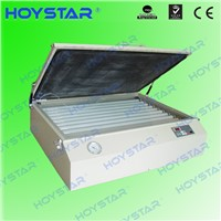 Big size vacuum uv exposure machine for making logo on screen printing plate