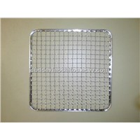 Barbecue grill net/ welded wire mesh/chain link mesh