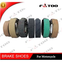 China CG125/CG150/CD110/BAJAJ BOXER/AX100 Drum Brake Motorcycle Brake Shoes