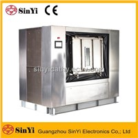 (GL) hospital laundry equipment barrier washer isolating type industrial washing machine