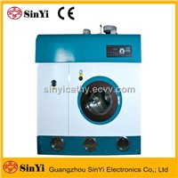 (GXQ) fully enclose fully automatic laundry equipment dry cleaning machine