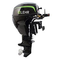 Outboard 9.9hp Electric Start and Remote Control LP9.9ERS