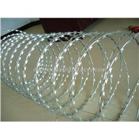 razor wire/ concertina/ isolation/ protection