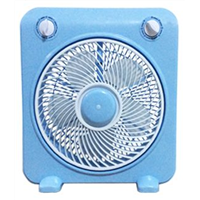 10 inch electric box fan table fan with high quality