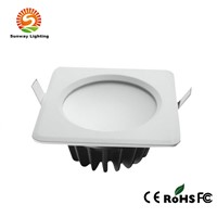 IP65 Waterproof CE/ROHS  led square downlight