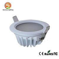 Waterproof IP65 LED Downlight for using outdoor