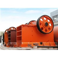 Jaw crusher used in stone crushing line