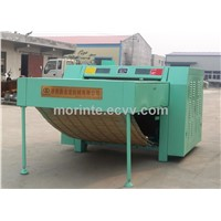 Nonwoven fiber opening machine