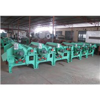 Six rollers Flax recycling machine for Spinning