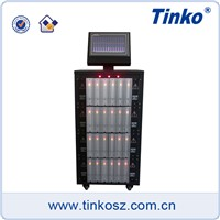 Tinko new multi cavities touch screen temperature controller for hot runner plastic injection,blow