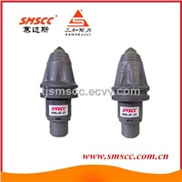 SM06 22mm Round Shank Surface Drilling Bullet Bit Auger Rock Drill Tools Rotary Rig Spare Parts