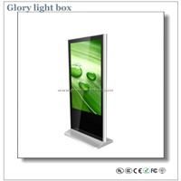 "42""46""52""55""65"" floor stand digital signage,totem,advertising player"