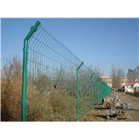 Bilateral Wire Fence (galvanized, plastic or PVC coated)