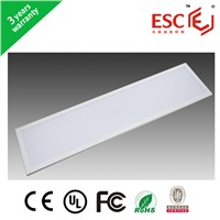 300x1200mm 40W ultra-thin led panel light with CE ROHS SASO certificatewhite 2700k-7000k