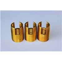 Brass | self tapping threaded inserts