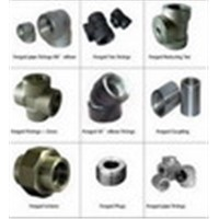 High Pressure Forged Pipe Fittings