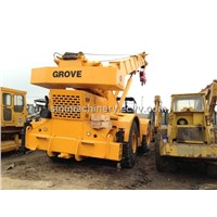 New arrival Grove Rough Crane 50T rt750