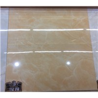 Interior glazed floor tiles