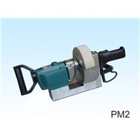 Portable glass polishing machine