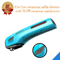 emergency safety hammer for car