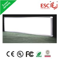 smd5630 surface mount led panel light 150*1200mm PF>0.95 CRI>80