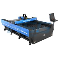 300W-500W automatic metal cutting machine with high speed HS-F1325