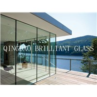 6.38mm,8.38mm,10.38mm,12.38mm Laminated Glass window