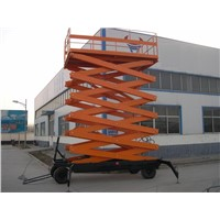 Mobile scissor lift platform hydraulic scissor lift for best selling