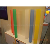 Colourful Acrylic Tube