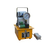 High pressure electric hydraulic pump