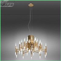 Luxury living & dining decor Cristian Cubina ceiling led fixtures in china