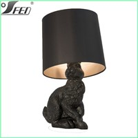 Modern energy saving Moooi rabbit chinese table amp shade