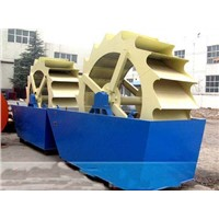 Sand washer used in stone crushing line