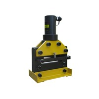 portable hydraulic busbar cutting machine