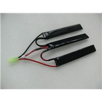 25C 1100mah 11.1V/3S1P lipo battery for RC gun