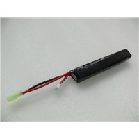 15C 800mah 2S1P/7.4V lipo battery for RC gun
