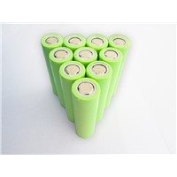 Super-high Rate Battery 18650 Cylindric Chargeable Lithium Battery 2000mAh