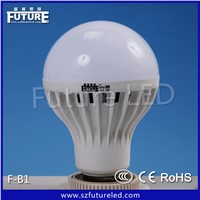 SMD2835 Cool White LED Bulb Plastic, High Power LED Lamp