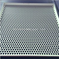 aluminium perforated metal ceilings tile
