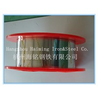 201 304 316 stainless steel precision strip for sealing strip skeleton