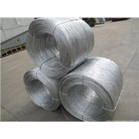 Electro and hot dipped Galvanized Iron wire