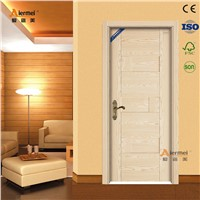 Europe style nice bedroom door ecologyical melamine skin interior door