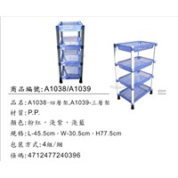 Plastic shelf A1038