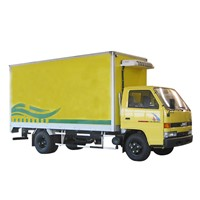 ISO9001 Certification Refrigerated Truck Body